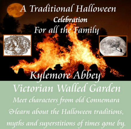 A Traditional Halloween at Kylemore Abbey