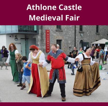 Athlone Castle Medieval Fair