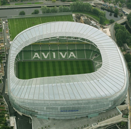 Events at Aviva Stadium