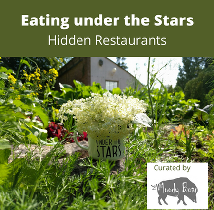 Eating Under the Stars – Armagh Dining Experience