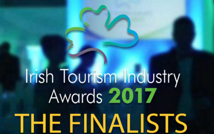 Heritage Island members short-listed for the Irish Tourism Industry Awards 2017