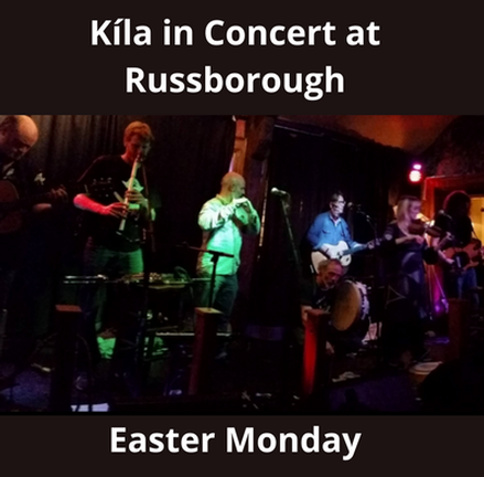 Kíla Concert at Russborough