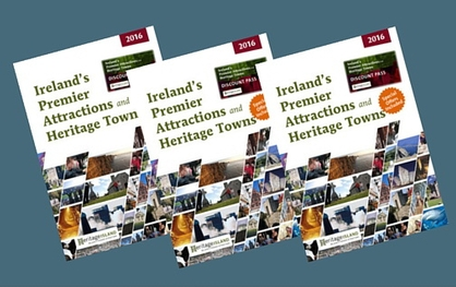 Order our Ireland Touring Guide 2017 for your Clients
