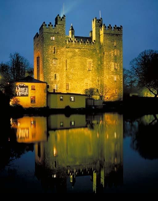 Bunratty castle folk park