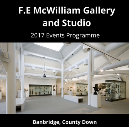 Events at The F.E. McWilliam Gallery and Studio