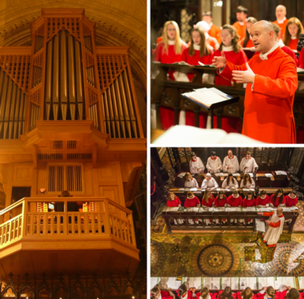 Events at Christ Church Cathedral