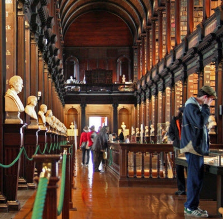 Events at Trinity College