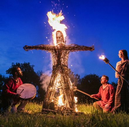 Wickerman Gathering, Navan Centre & Fort, Armagh