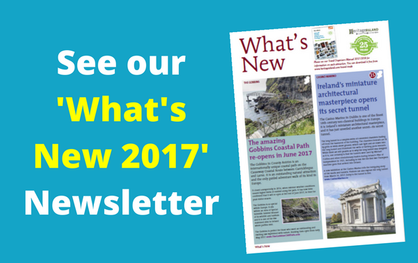 View our 'What's New' Newsletter 2017