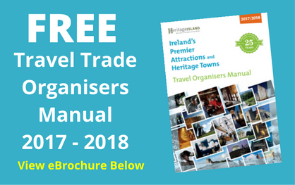 Free Ireland Travel Organisers Manual 2017 / 2018 (eBrochure Version)