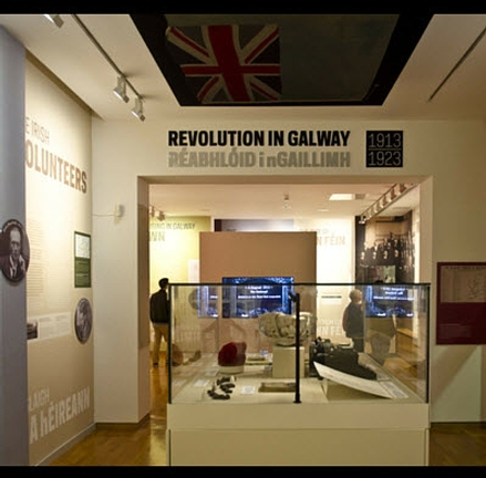 Revolution in Galway, 1913-1923 - at the Galway Museum