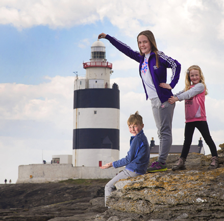June Bank Holiday Fun at Hook Lighthouse