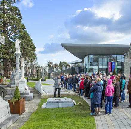 Easter 1916 Rising Tours at Glasnevin Cemetery