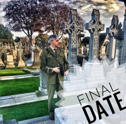 The Final 1916 Rising Tour at Glasnevin Cemetery