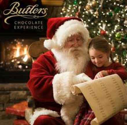 The Magic of Christmas at the Butlers Chocolate Experience