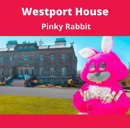 Easter Egg Hunt at Westport House