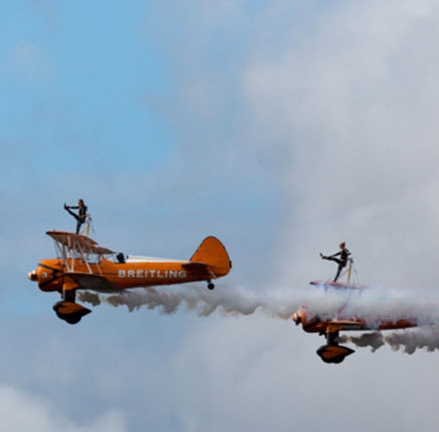 Foynes Air Show and Irish Coffee Celebration