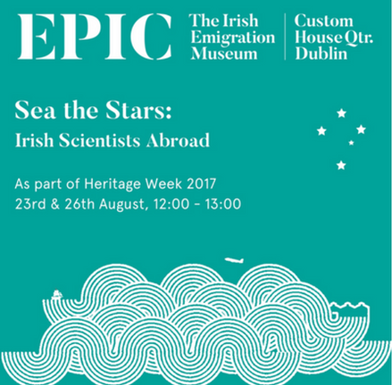 Sea The Stars - EPIC The Irish Emigration Museum