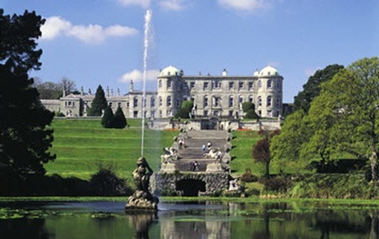 Picture Perfect Powerscourt Hosting Two Films