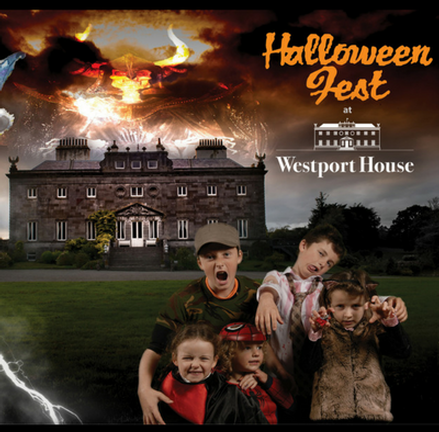 Halloween Fest at Westport House