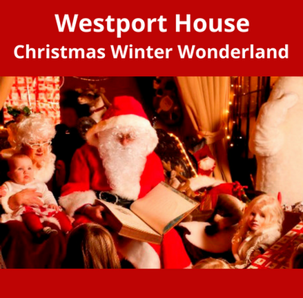 Winter Wonderland & Christmas Carnival at Westport House