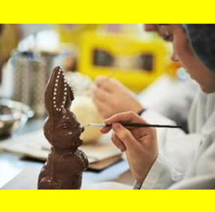 Easter at the Butlers Chocolate Experience, Dublin.