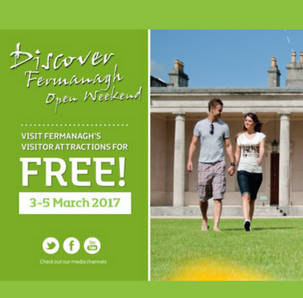 Discover Fermanagh Open Weekend