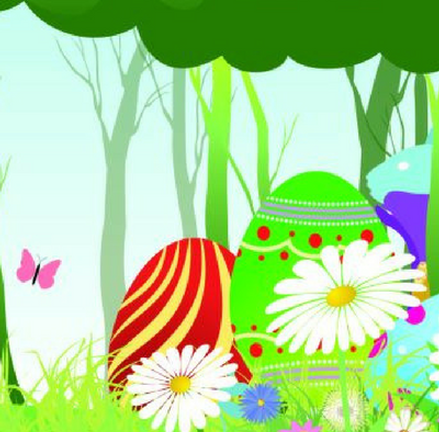 Easter Trail at Fota House