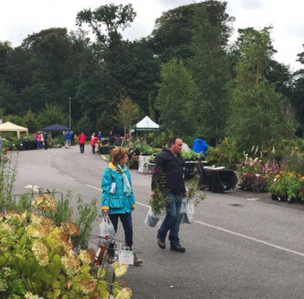 Fota House - Plant and Garden Fair