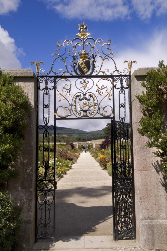 Powerscourt Gardens Heritage Island