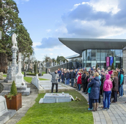 Events at Glasnevin Cemetery