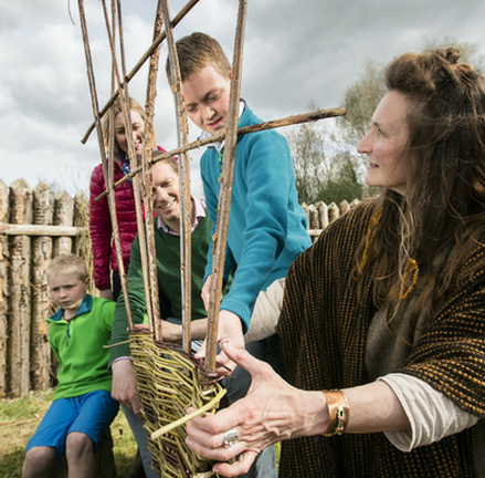 Willow Weaving Saturdays at Navan Centre & Fort, Armagh