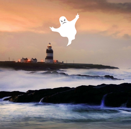 Hair-raising Halloween 'Sphooky Tours' at Hook Lighthouse