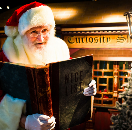 A Magical Christmas Experience at Titanic Belfast