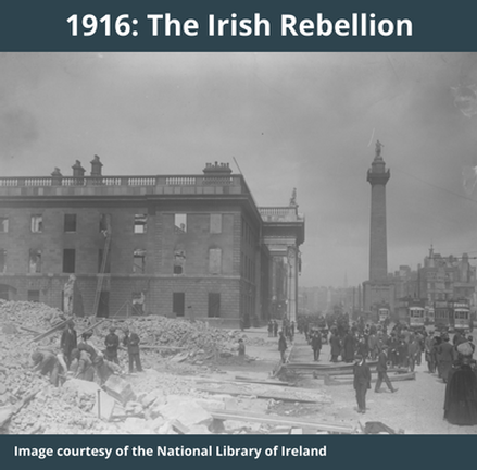 Special Screening: 1916 – The Irish Rebellion at GPO Witness History