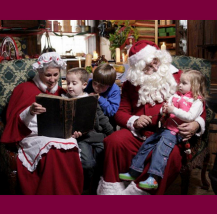Days of Christmas Past at the Ulster American Folk Park