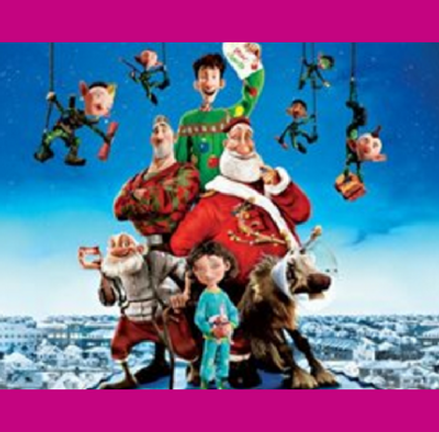 Christmas Movies at the Ulster Museum