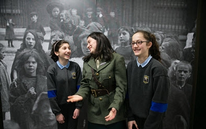 New GPO Witness History Attraction Now Open