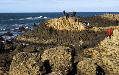 The Giant's Causeway celebrates 30 years of its UNESCO status
