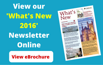 What's New Newsletter 2016 - eBrochure Version