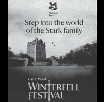 Amazing Winterfell Festival at Castle Ward