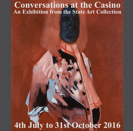 Conversations at the Casino - an Exhibition of Portraits from the State Art Collection