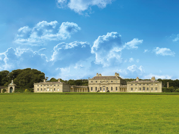 Russborough House and Gardens