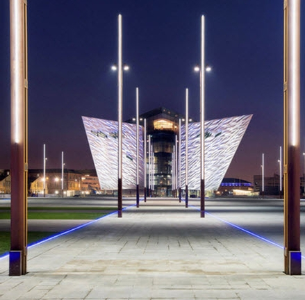 Events at Titanic Belfast