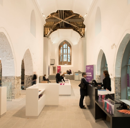 Events at Medieval Mile Museum
