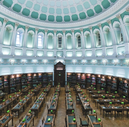 Events at the National Library of Ireland