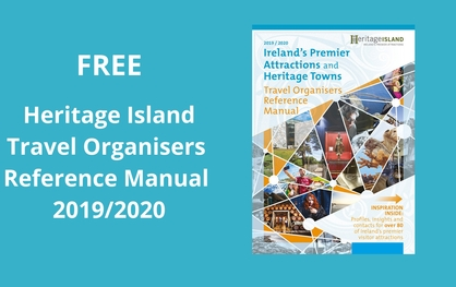 FREE Ireland Travel Organisers Reference Manual 2019/2020