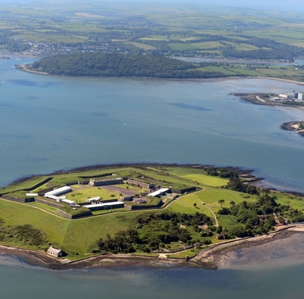 Events at Spike Island
