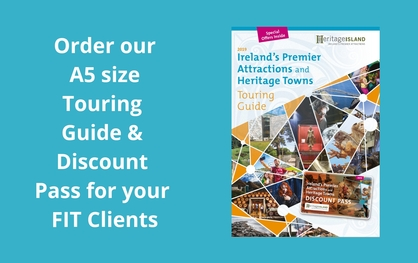 Order our Touring Guide and Discount Pass for Your FIT Clients