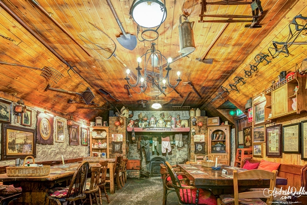 Johnnie Fox S Pub Heritage Island